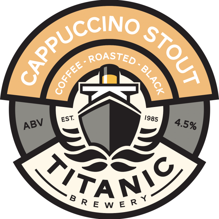 Image result for titanic brewery cappuccino